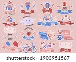 valentine illustration vector... | Shutterstock .eps vector #1903951567
