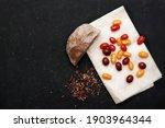 Plum Cherry Tomatoes On...