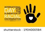 international day for the... | Shutterstock .eps vector #1904000584