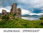 Ardvreck Castle Loch Assynt...