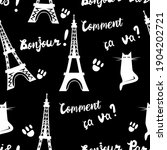 """Lettering In French  """"good..."""