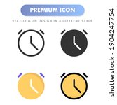 clock icon for your web site...