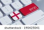 england high resolution byod... | Shutterstock . vector #190425041