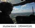 Airspace Over Jutland  Denmark  ...