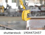 Steel clamp lifting for...