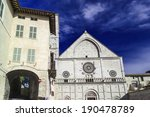 italy  umbria  assisi ...   Shutterstock . vector #190478789