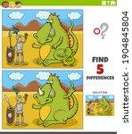 cartoon illustration of finding ... | Shutterstock .eps vector #1904845804