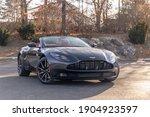 Brand New 2020 Aston Martin...