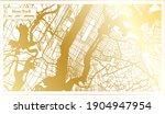 new york usa city map in retro...   Shutterstock .eps vector #1904947954