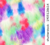hippie pattern. trendy... | Shutterstock . vector #1905128614