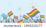 Pride Day People. Pride Day...