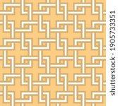 Abstract Geometric Line Shape...