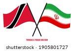 trinidad and tobago and iran... | Shutterstock .eps vector #1905801727