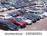 zhuhai  china   may 2. rows of... | Shutterstock . vector #190583501