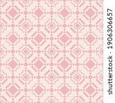 vector geometric seamless...   Shutterstock .eps vector #1906306657