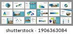business presentation... | Shutterstock .eps vector #1906363084