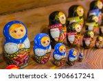 Russian Toys Matrioshka   Art...