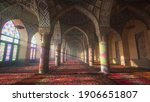 Moroccan Columns With Arches....