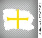 flag trondelag county  brush...