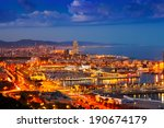 Port Vell And Cityspace In...
