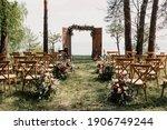 Ceremony  Arch  Wedding Arch ...