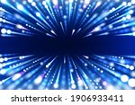 Hyperspace Abstract Vector...