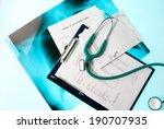 medical documents  blood test