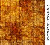 orange abstract  texture... | Shutterstock . vector #190716575