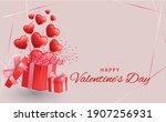 valentine's day design....   Shutterstock .eps vector #1907256931