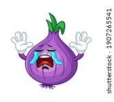 vector mascot  cartoon and... | Shutterstock .eps vector #1907265541