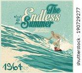 Retro Design The Endless Summer ...