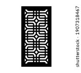 laser and cnc cutting pattern... | Shutterstock .eps vector #1907318467