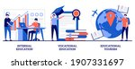 internal and vocational... | Shutterstock .eps vector #1907331697