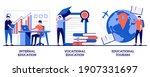 internal and vocational... | Shutterstock .eps vector #1907331697