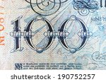 vintage elements of paper... | Shutterstock . vector #190752257