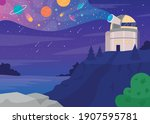 Astronomical Observatory Flat...