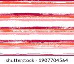 stripes geometric textile...   Shutterstock .eps vector #1907704564