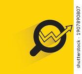 investment stock market chart... | Shutterstock .eps vector #1907890807