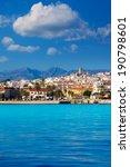javea xabia skyline view from... | Shutterstock . vector #190798601