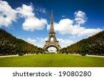 Beautiful Photo Of The Eiffel...