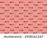 mexican flowers simple and cute ... | Shutterstock . vector #1908161167
