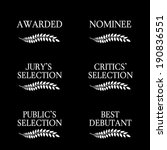 Film Awards and Nominations Black and White 2