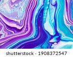 fluid art texture. backdrop... | Shutterstock . vector #1908372547