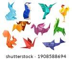 Creative Japanese Origami Flat...