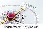 north korea high resolution... | Shutterstock . vector #190865984