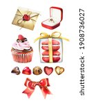 Valentines Day Clip Art Candy...