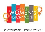 Women's History Month Is An...