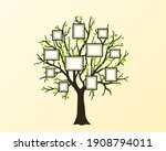 Frame Tree Family Vintage ...