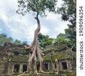 Ancient Remains At Cambodia So...
