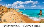 Landscape With Dona Ana Beach...